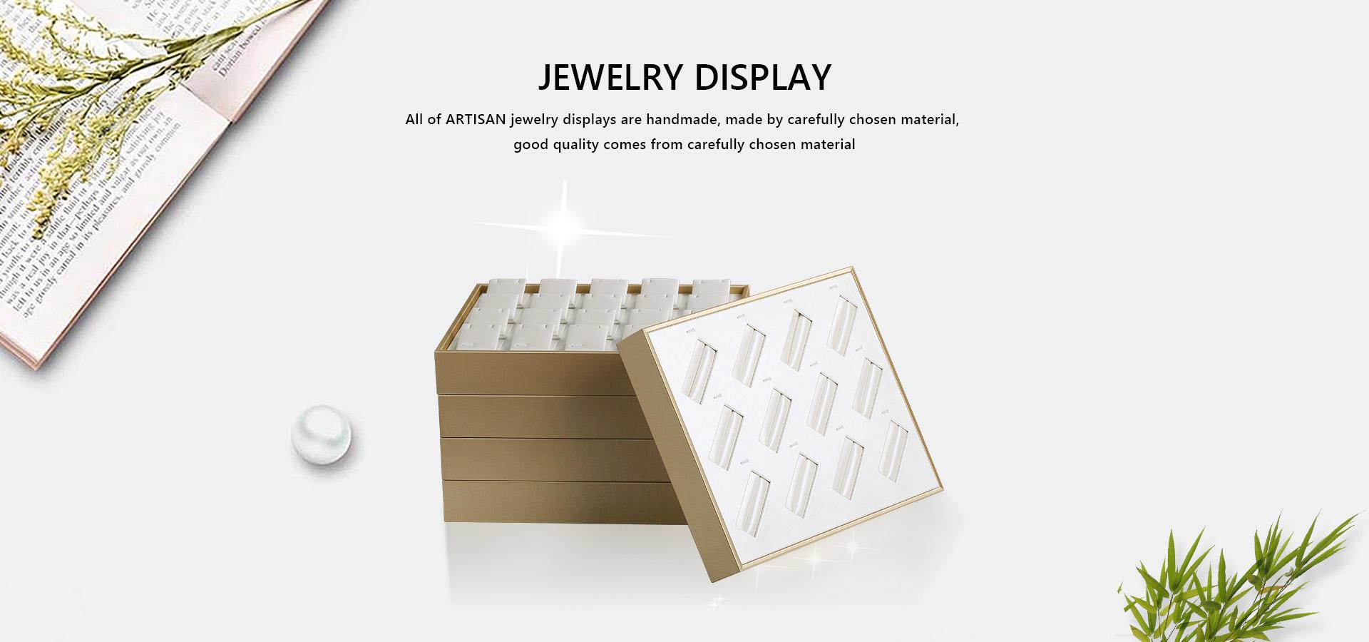 Wholesale earring jewellery earring tray Artisan Brand