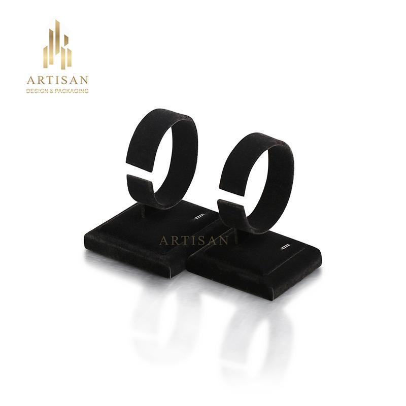 New design C shaped bracelet / bangle stand holder display
