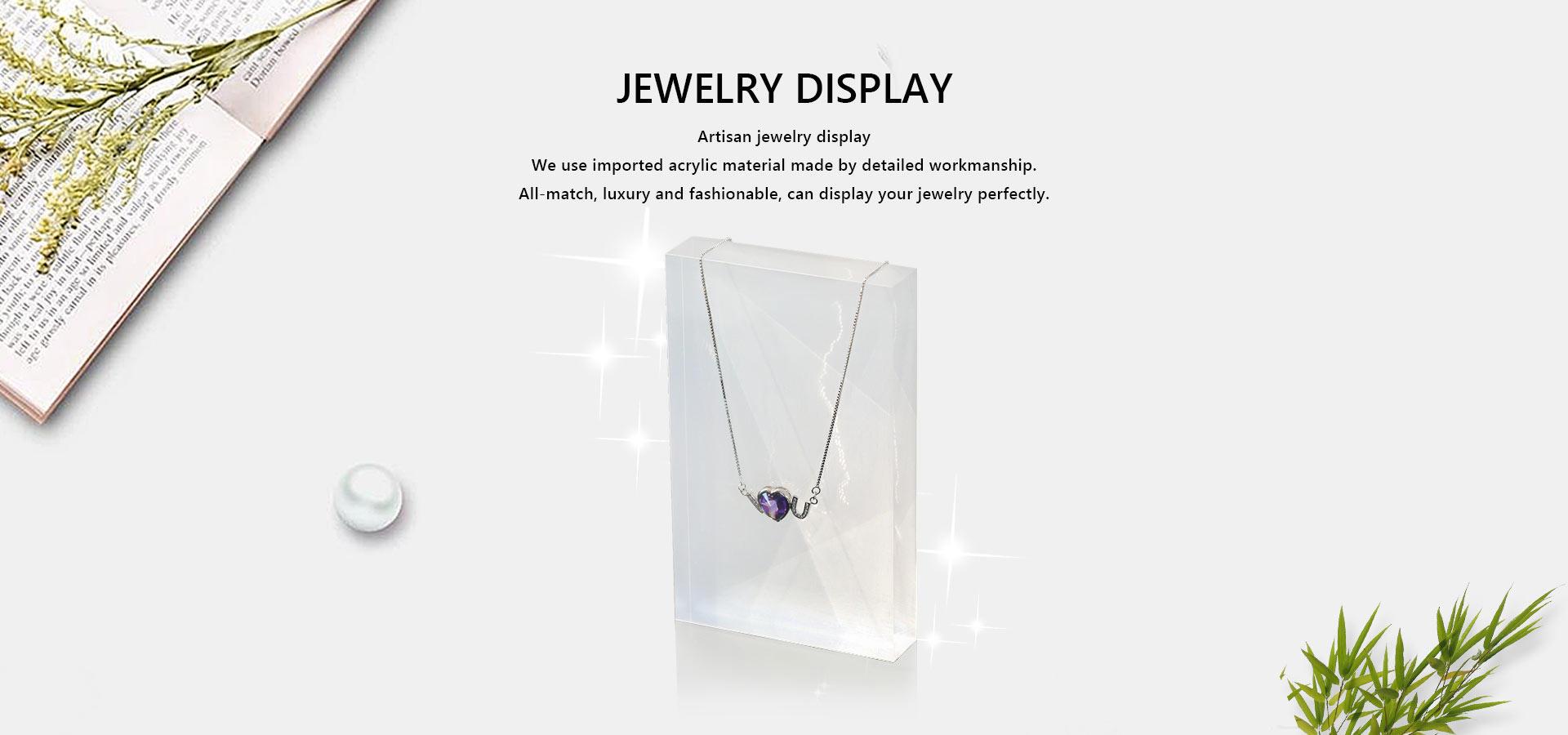 Hot jewelry display stand design Artisan Brand