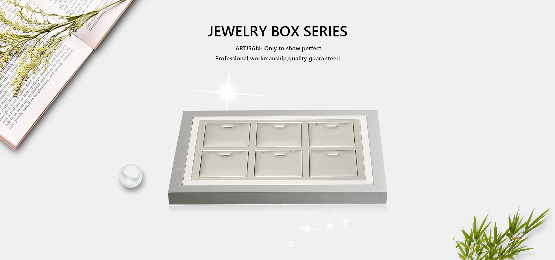 jdsp jewellery organiser stackable tray with imported velvet for sale Artisan