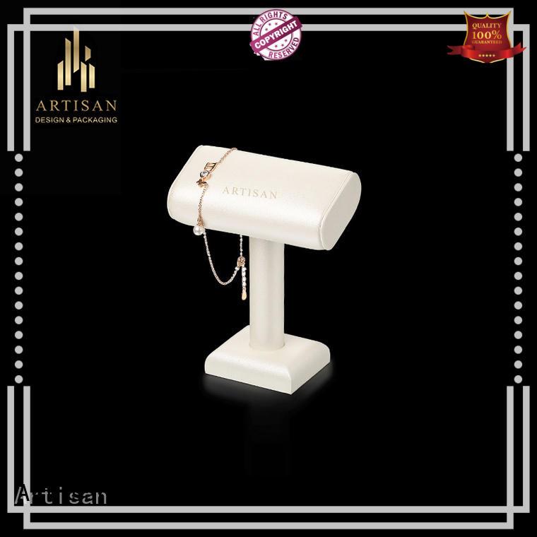 design charming Artisan Brand jewelry display stand