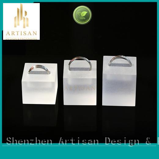 Hot velvet jewelry display stands commercial Artisan Brand