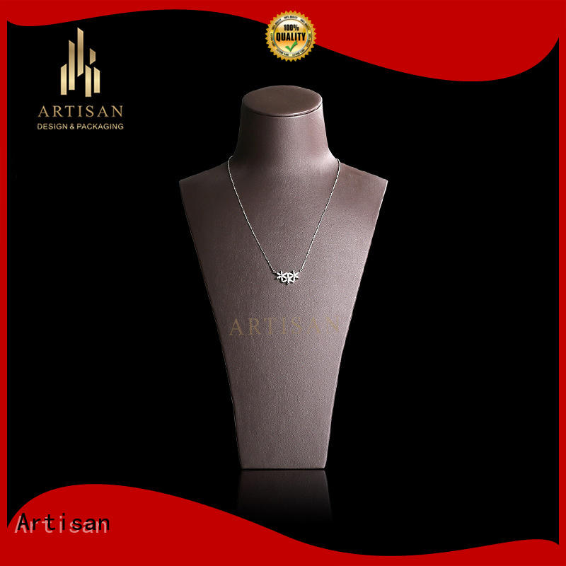 Artisan customized necklace displays wholesale for sale