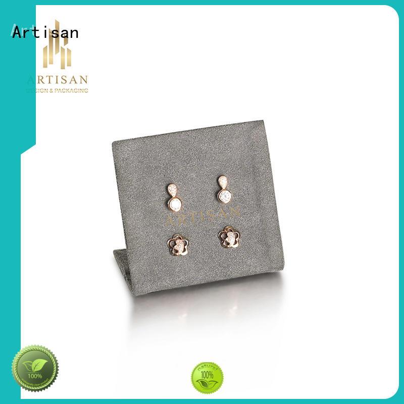 velvet jewelry display stands luxury jewelry display stand Artisan Brand
