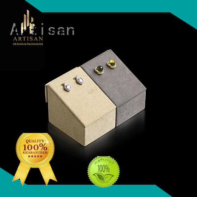 frosted arrival sale Artisan Brand velvet jewelry display stands manufacture