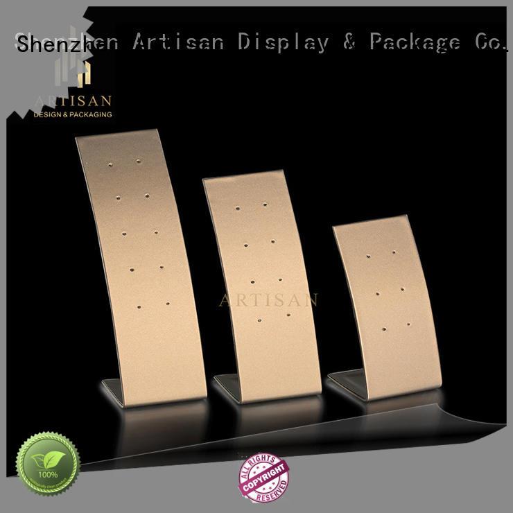 attractive round oem jewelry display stand Artisan Brand