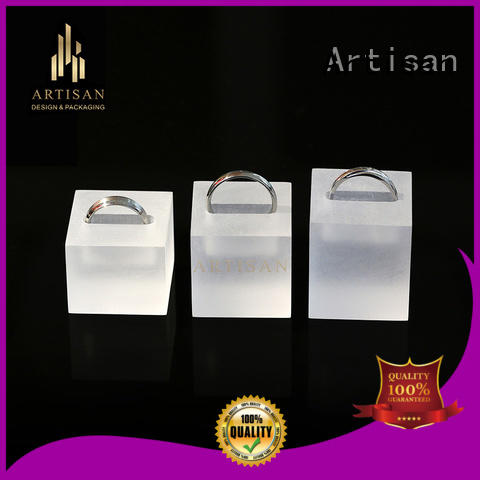 Artisan Brand sale linen jewelry display stand commercial factory