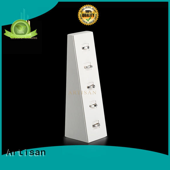 Artisan l shape earring display stands wholesale manufacturer for exhibition