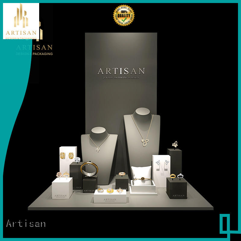 shenzhen counter Artisan Brand Jewelry Display Set